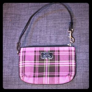 Coach change purse nwot